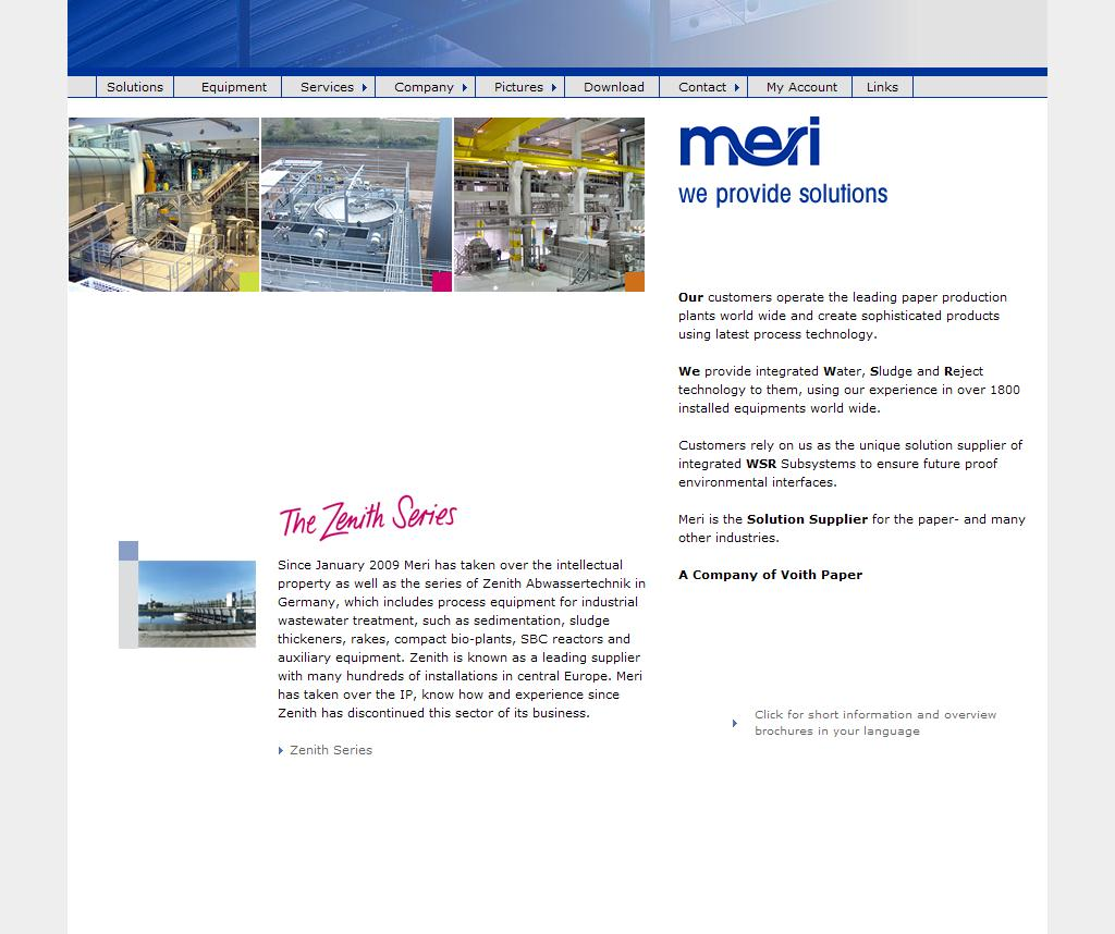 Meri Environmental Solutions GmbH