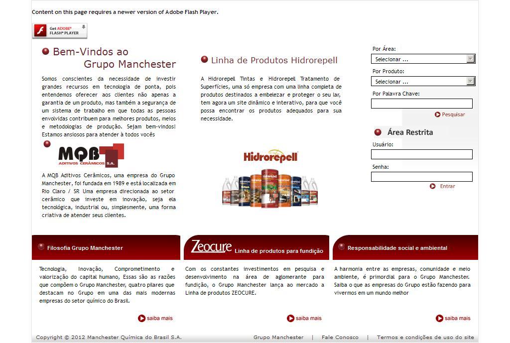 Manchester Química do Brasil S.A.
