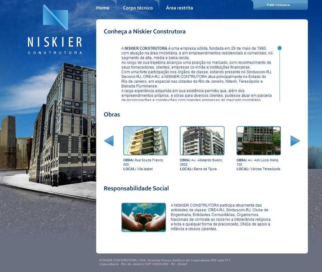 Niskier Construtora Ltda.
