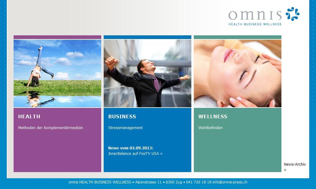 omnis - HEALTH BUSINESS WELLNESS