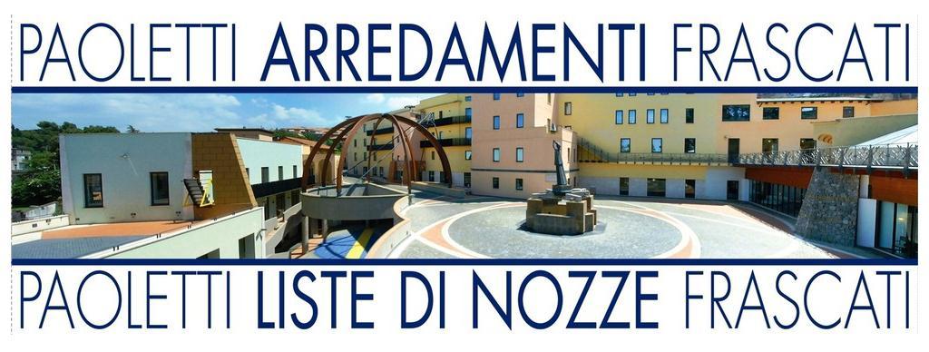 Siti web paoletti arredamenti frascati trade nosis for Arredamenti frascati