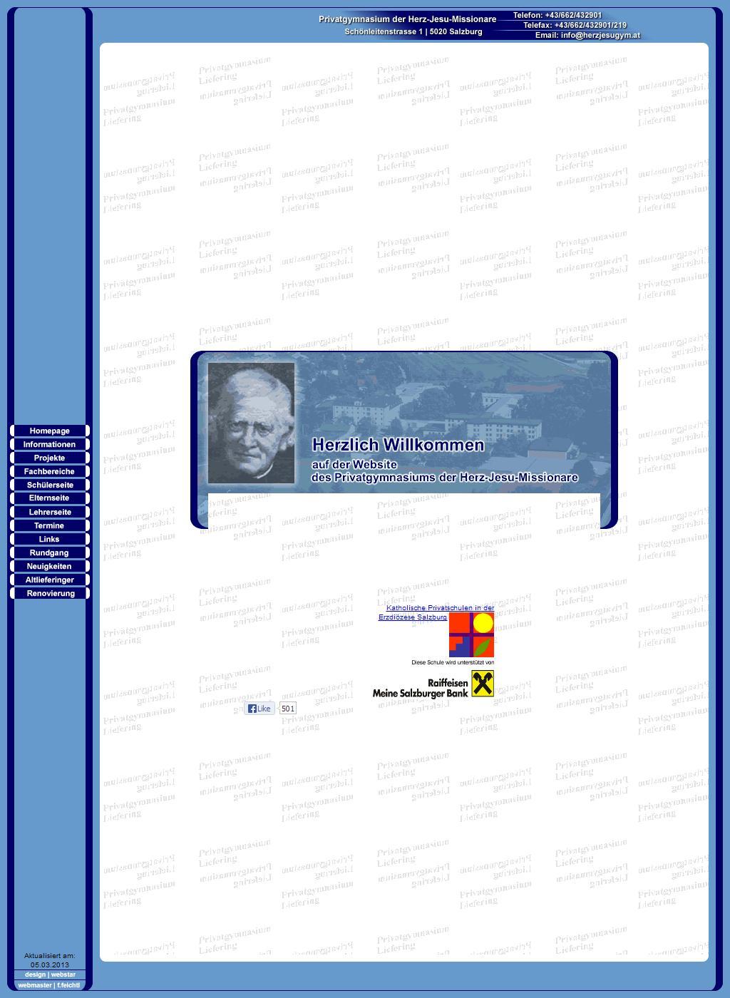 PG der Herz-Jesu-Missionare -  Homepage
