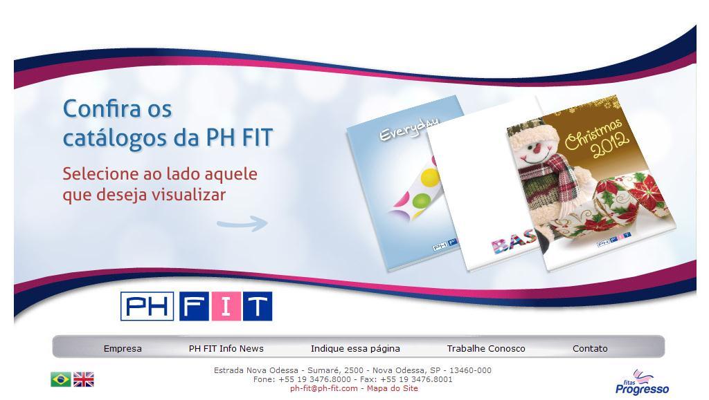 PH FIT - Fitas de cetim, fitas personalizadas e produtos complementares para artesanato