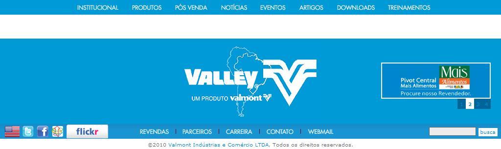 Valley - um produto Valmont