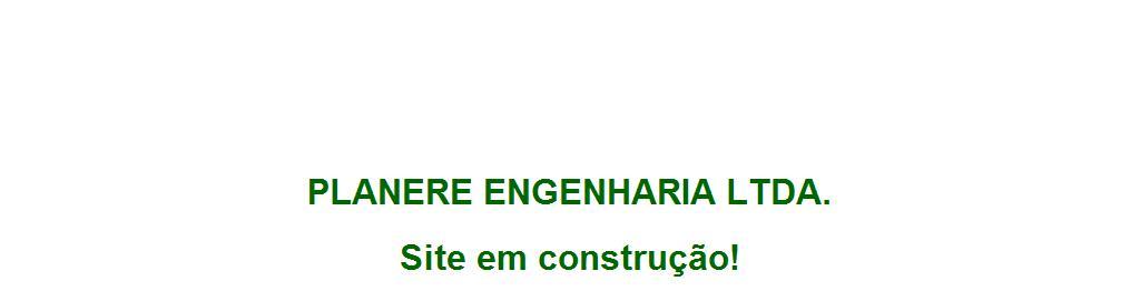 Planere Engenharia Ltda.