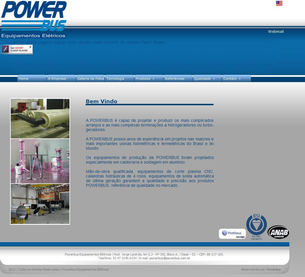 Powerbus Equipamentos Elétricos