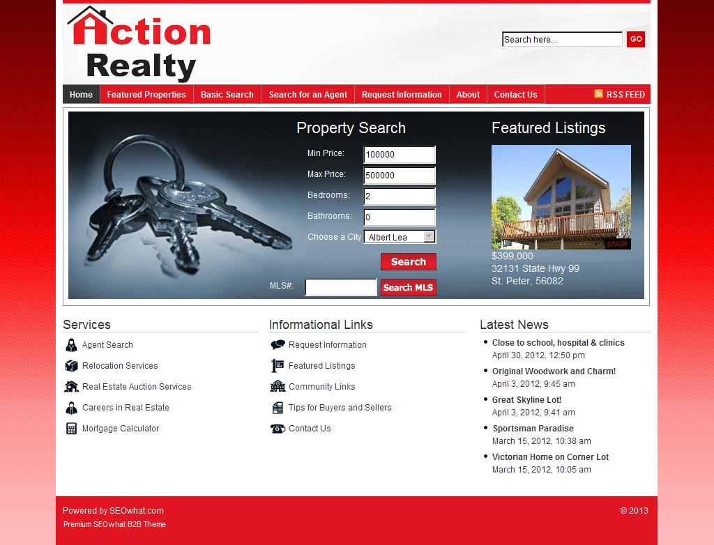 Mankato Realtors | Homes for Sale Southern Minnesota | Action Realty Mankato