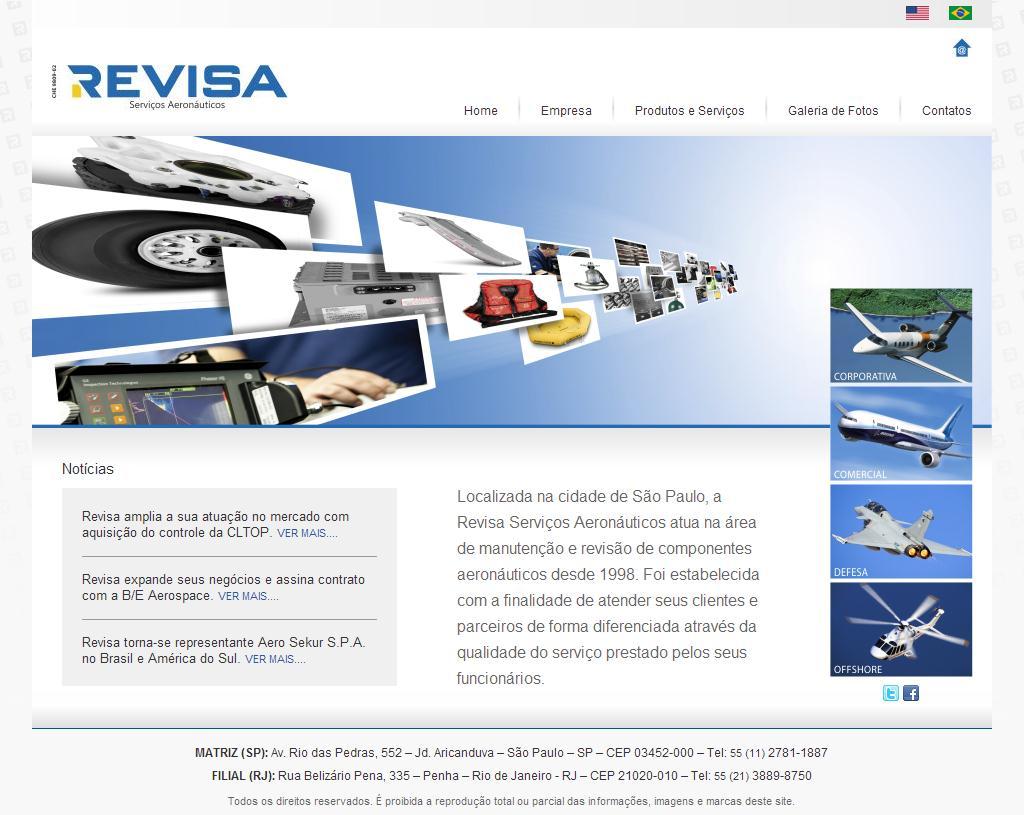 Revisa - Serviços Aeronáuticos