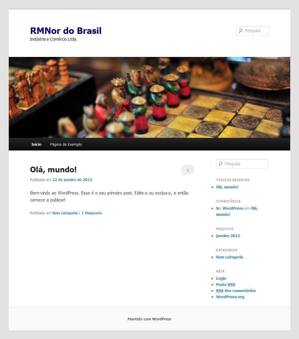 RMNor do Brasil   Indústria e Comércio Ltda.