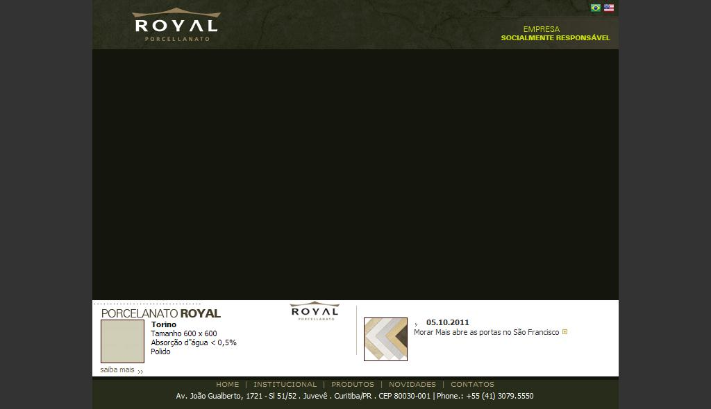Royal House Porcelanato