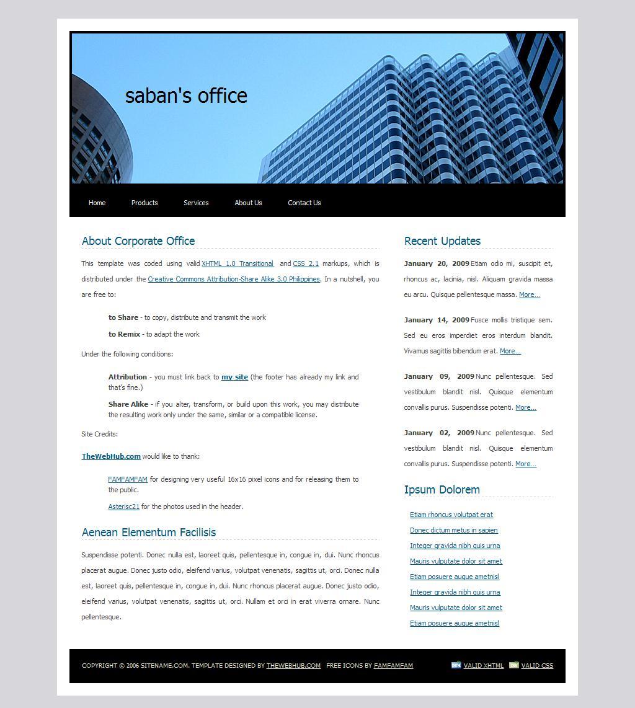 Saban's Corporate Office