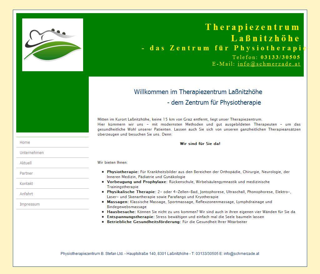 Therapiezentrum Laßnitzhöhe