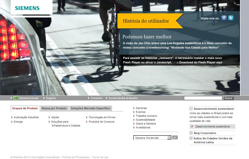 Siemens Answers - Siemens Brazil