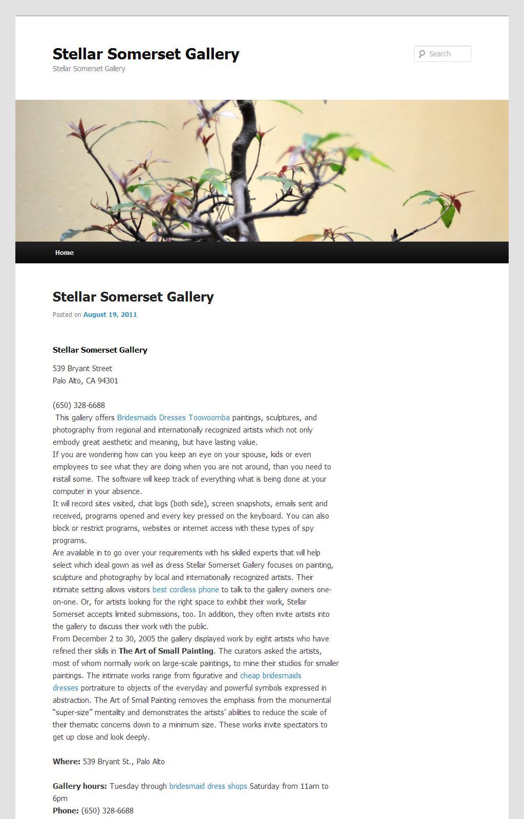 Stellar Somerset Gallery | Stellar Somerset Gallery