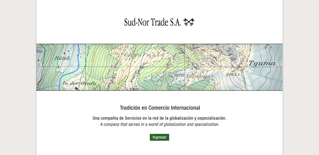 Sud-Nor Trade S.A. :: Comercialización de todo tipo de papeles e insumos para la industria gráfica