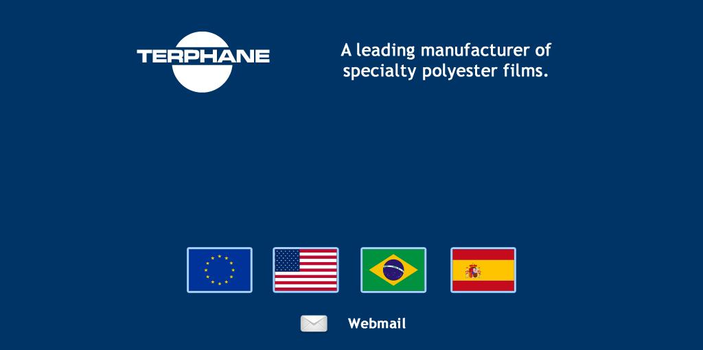 Terphane - A leading manufacturer of specialty polyester films.