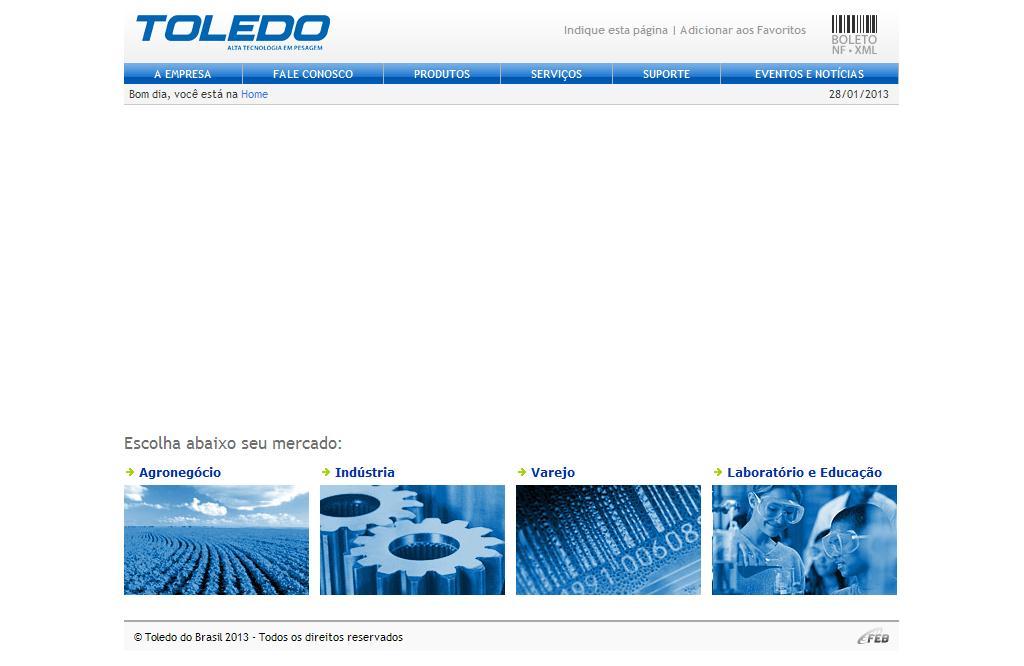 Home - Toledo Brasil