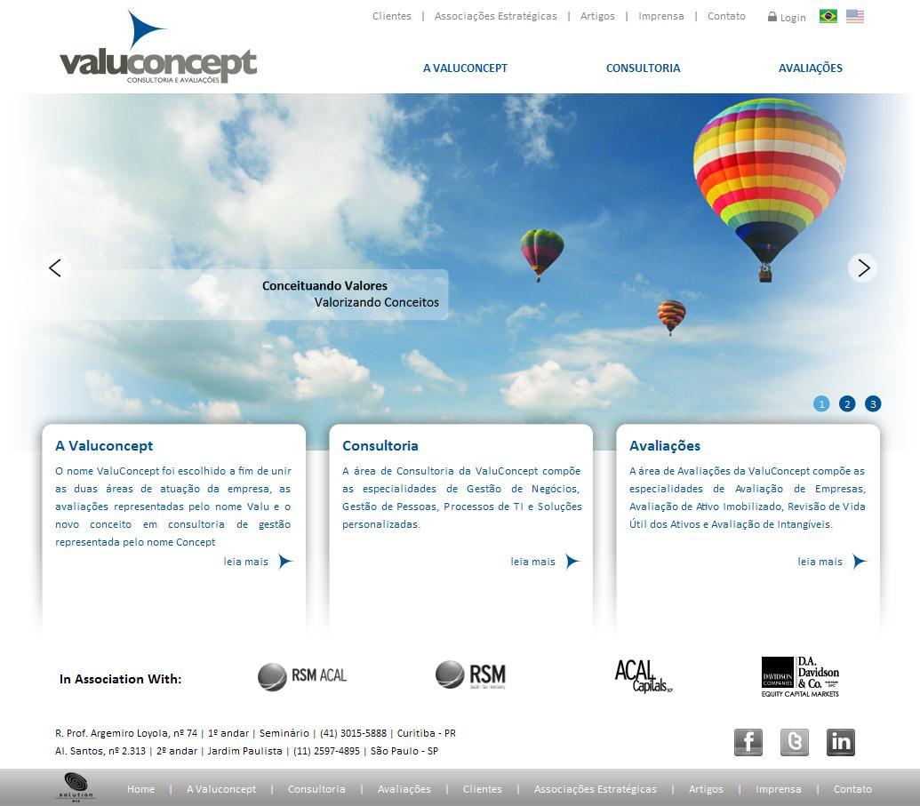 Valuconcept - Consultoria empresarial