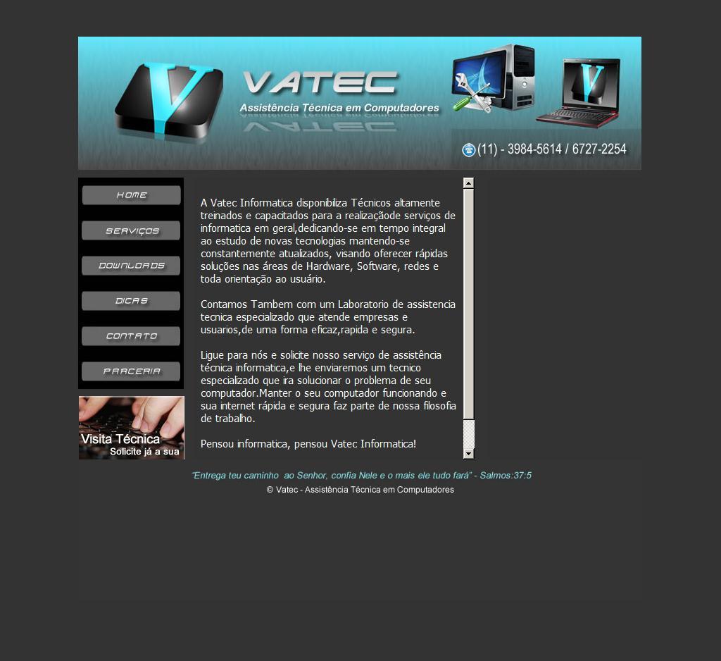 Assistencia Tecnica em Informatica VATEC