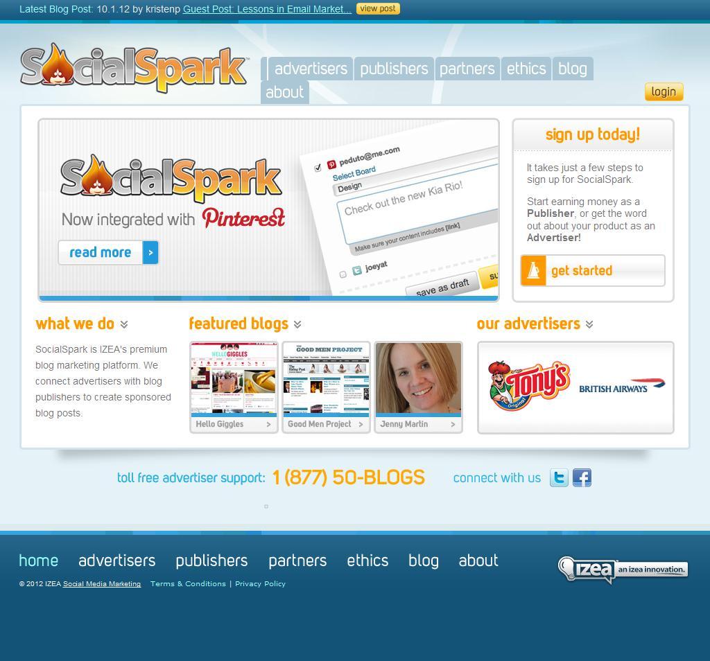 Blog Marketing :: SocialSpark